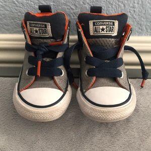 Toddler Converse high tops